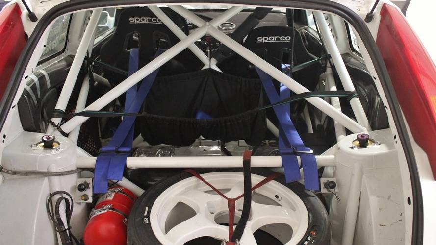 Ex-Colin McRae Ford Focus WRC auction