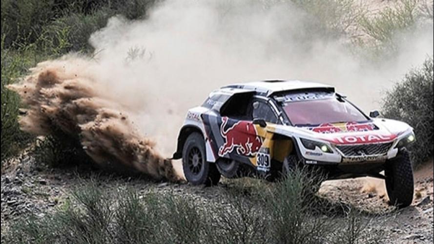 Dakar 2017, Loeb si aggiudica in volata l'undicesima tappa