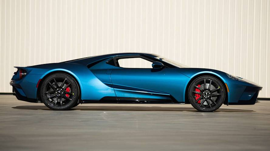 2017 Ford GT Auction