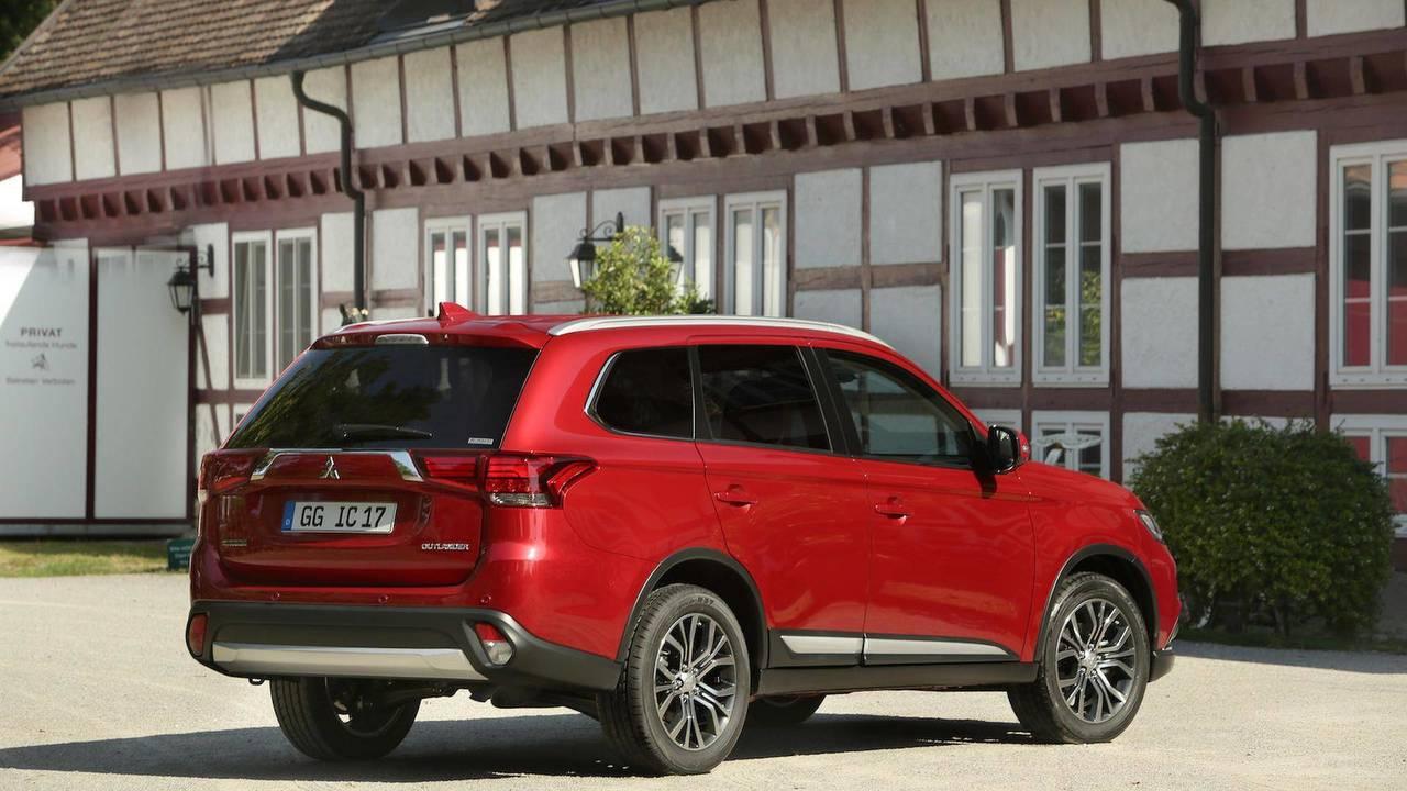Mitsubishi Outlander 2018: desde 26.400 euros