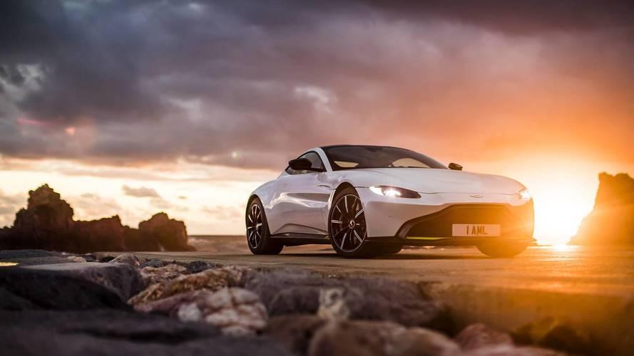 2019 Aston Martin Vantage: First Drive