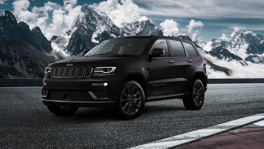 Jeep Grand Cherokee S Launched In Europe With Visual Upgrades