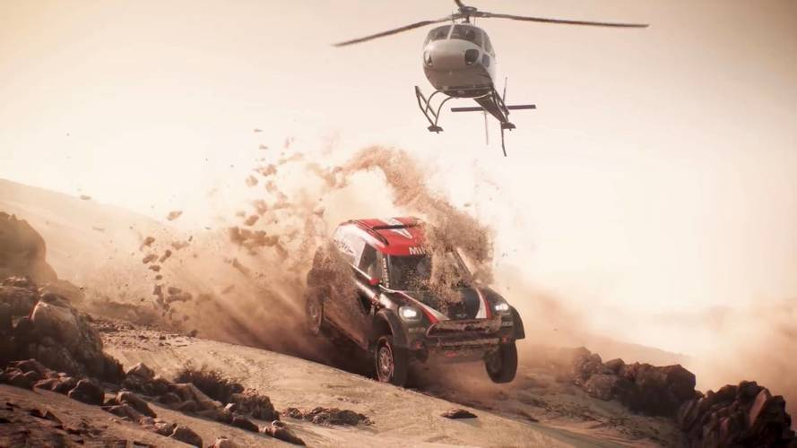 the dakar 18 video game looks rally good. Black Bedroom Furniture Sets. Home Design Ideas