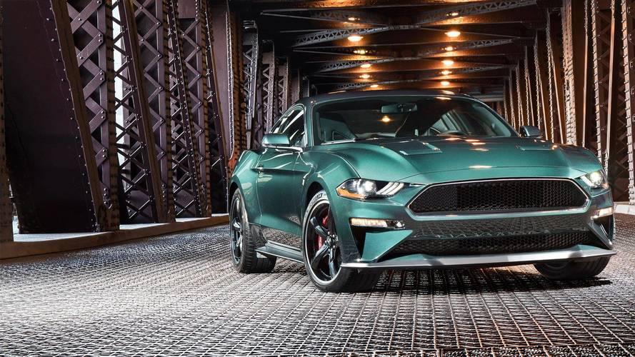 La première Ford Mustang Bullitt atteint des sommets aux enchères