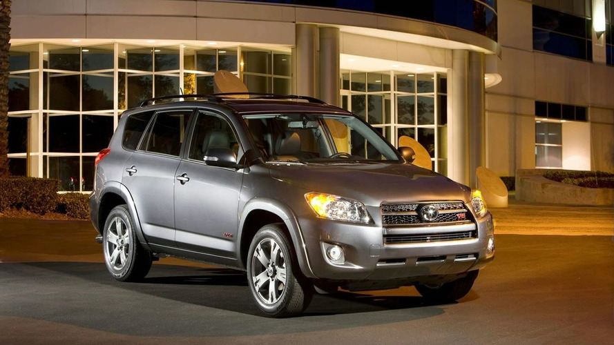 New Engine & Minor Updates for 2009 Toyota Rav4