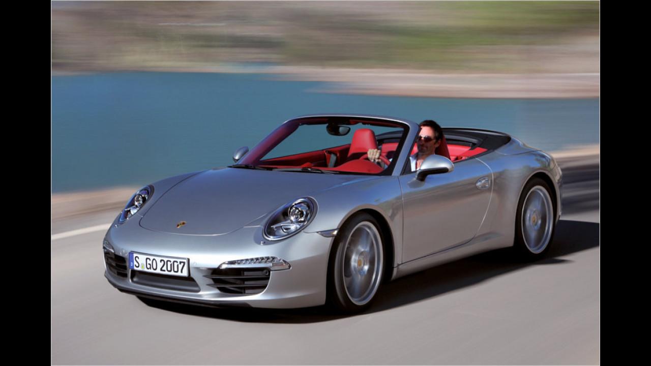 Porsche 911 Cabriolet (991; seit 2012)