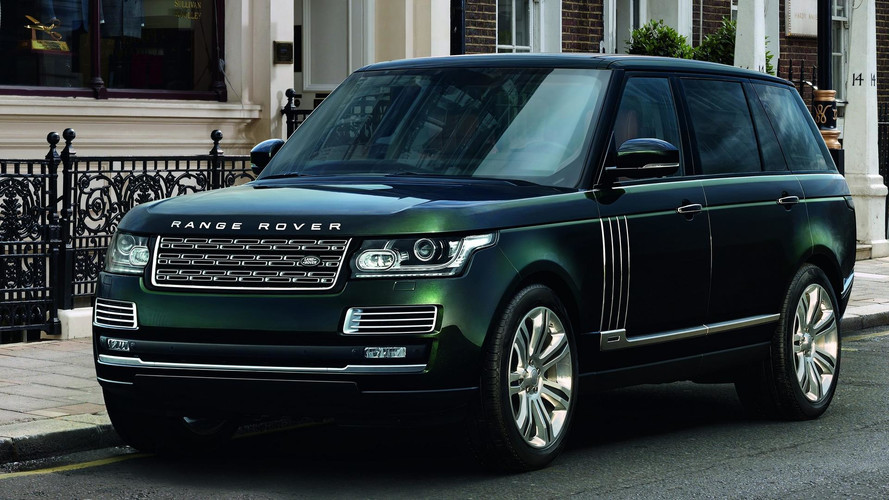 Land Rover süper lüks Bentley Bentayga rakibi planlıyor
