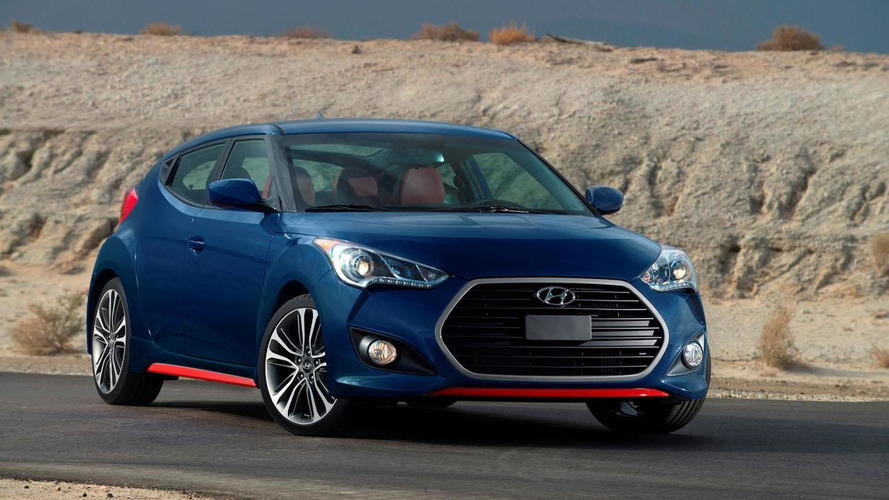 2016 Hyundai Veloster unveiled in Chicago