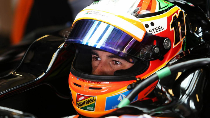 Force India finally confirms Perez for 2015