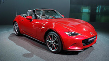 All-new 2016 Mazda MX-5 live at Paris Motor Show