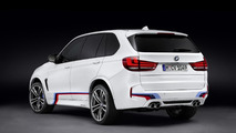 BMW X5M with M Performance Parts