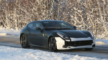 Ferrari FF facelift teased, debuts next month