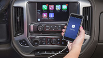 GMC Sierra with Apple Car Play