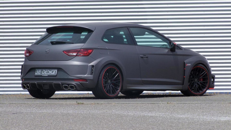 je design seat leon cupra News and Opinion  Motor1com