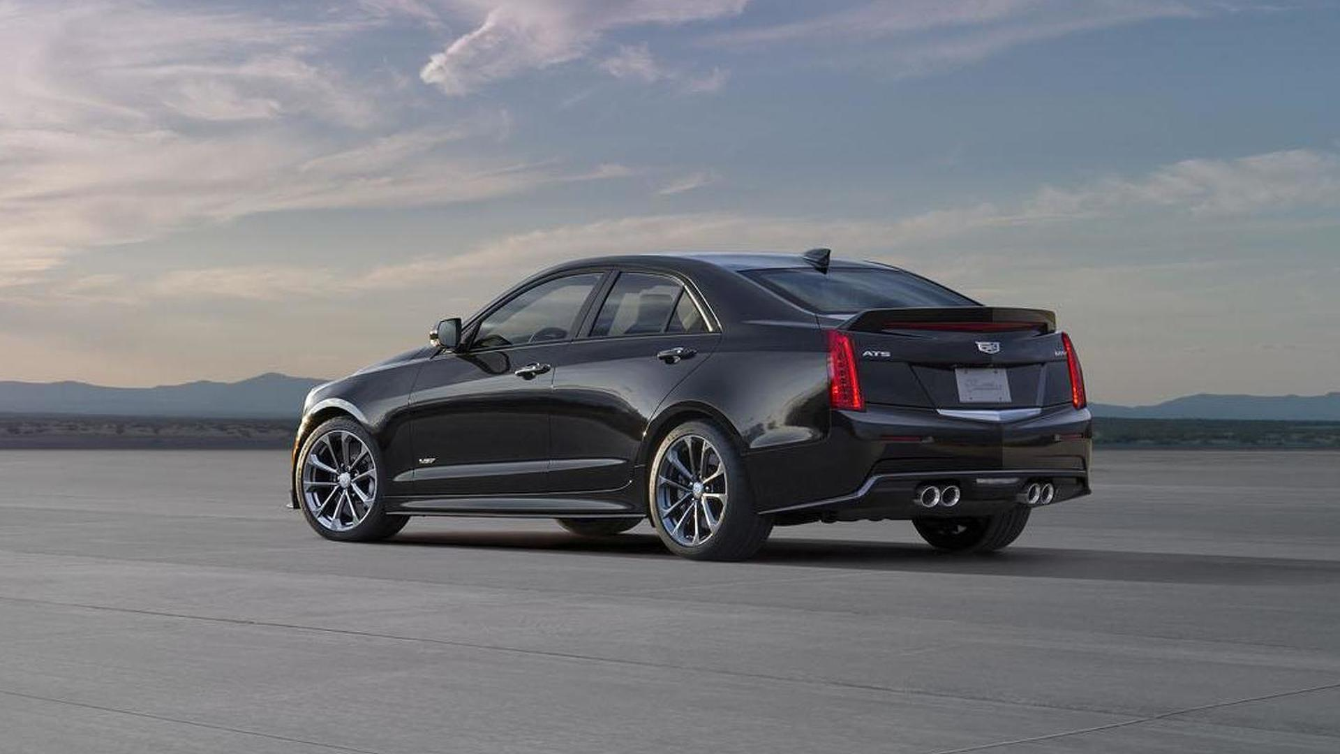 Cadillac ATS V could have 7 0 liter V8 engine
