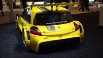 Renault Megane F1 Team R26 Revealed at Paris