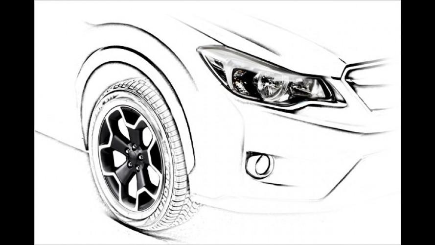 Subaru XV: Kompakter mit Offroad-Optik steht auf der IAA