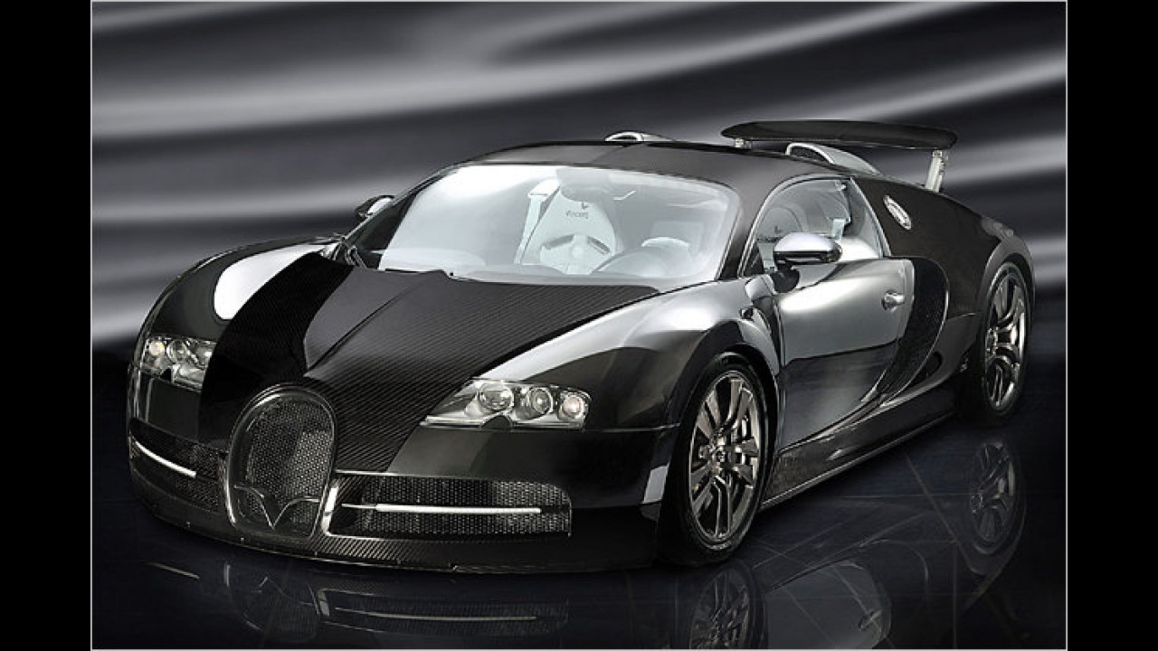 Mansory Bugatti Veyron Linea Vincerò