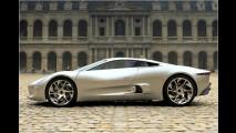 Jaguar C-X75 wird gebaut