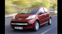 Peugeot-Aktion