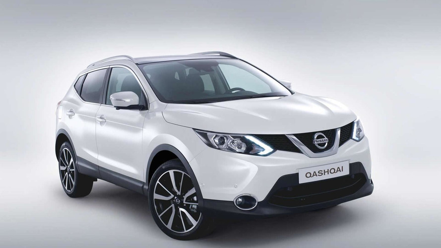 Nissan Qashqai reportedly coming to the U.S.