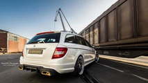 Mercedes-Benz C63 AMG Estate by Loewenstein Manufaktur