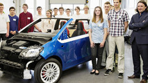 Skoda CitiJet concept goes topless in Wörthersee