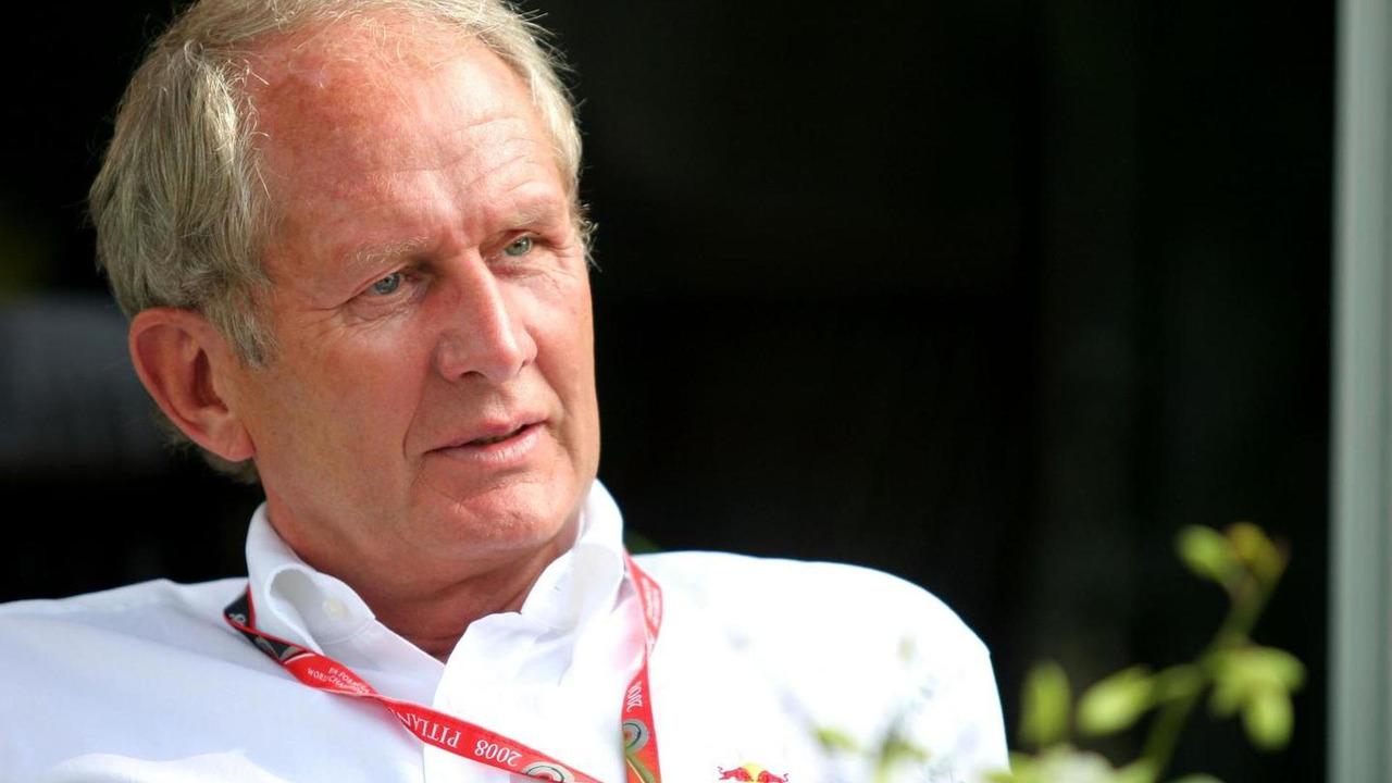 Dr Helmut Marko, Red Bull Racing, Red Bull Advisor