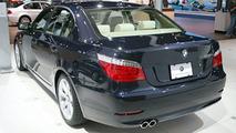 New BMW 5 Series at NYIAS
