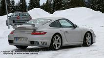SPY PHOTOS: More Porsche GT2