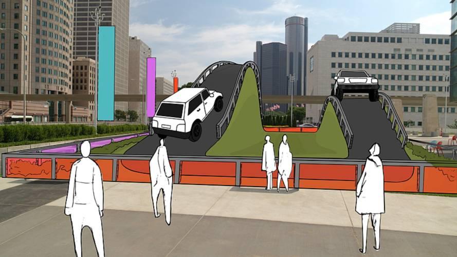 2020 Detroit Auto Show