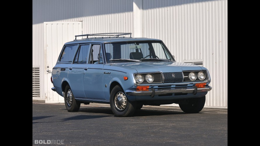 Toyota Corona Mark II Wagon