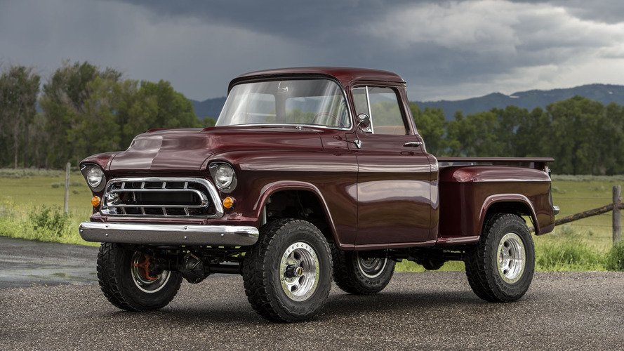 Check out this 1950's Chevy NAPCO retromod conversion