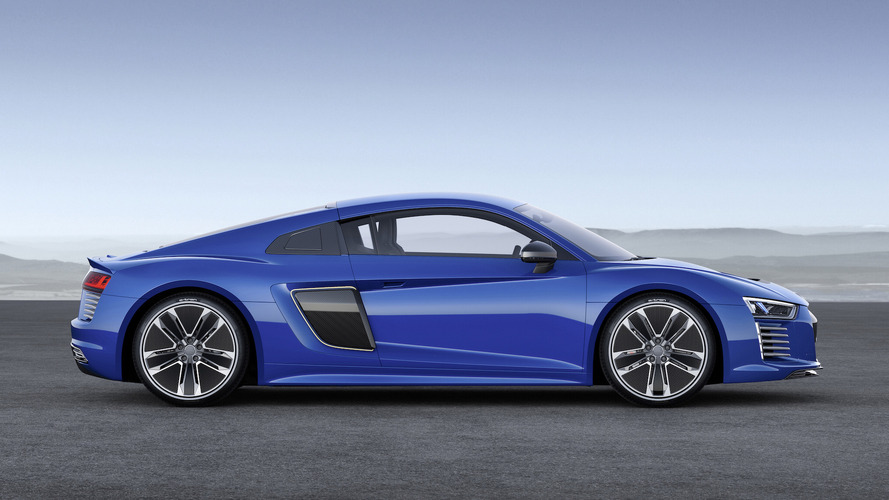 Audi Electric Supercar Is Back On The Drawing Board