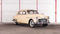 Lot 72 - 1949 Plymouth Special Deluxe Berline