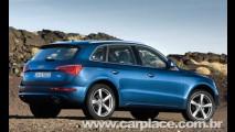 Novo utilitário esportivo Audi Q5 2009 é apresentado oficialmente - Veja Fotos