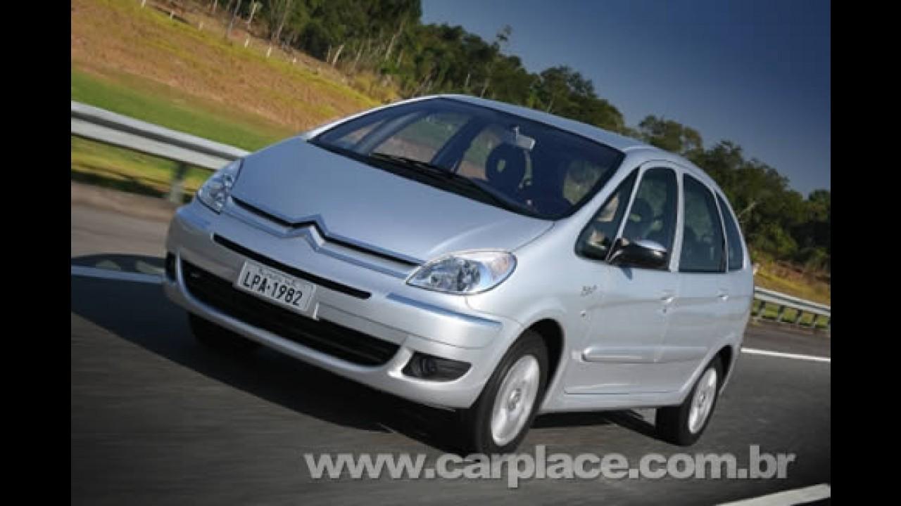 Grupo PSA Peugeot Citroën chega a meio milhão de carros fabricados no Brasil
