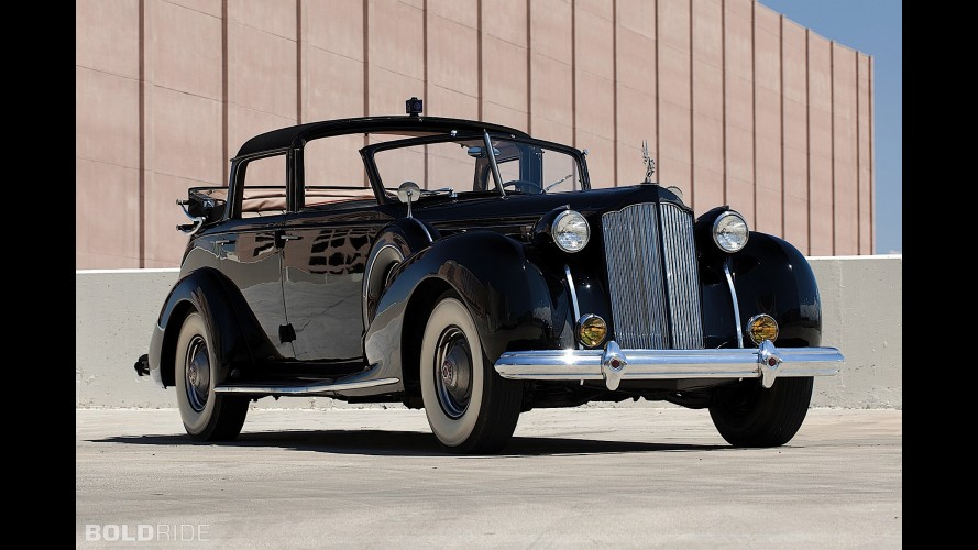 Packard Twelve All-Weather Collapsible Cabriolet