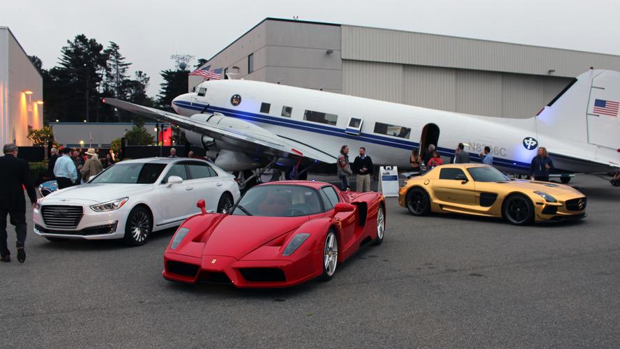 McCall's Motorworks Revival Monterey'de başladı