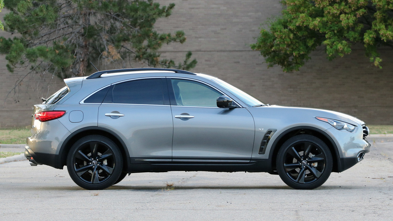 2016 infiniti qx70 review