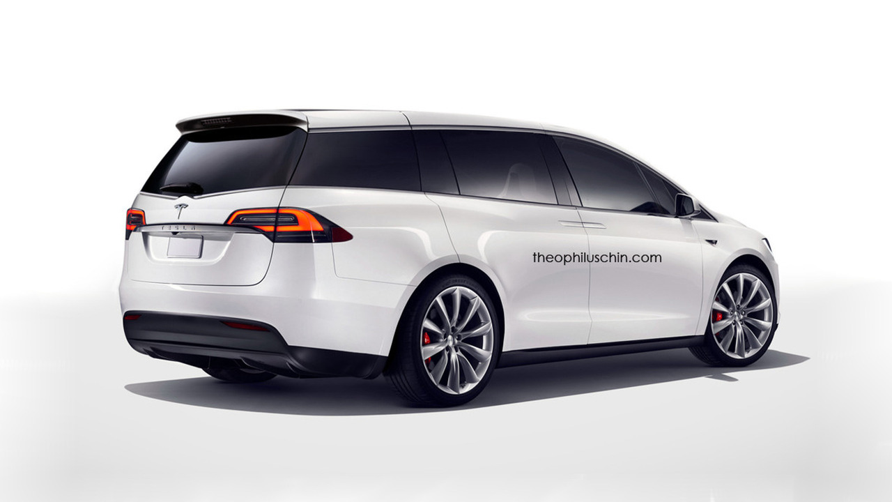 Jeep 2018 Modelleri >> Tesla minivan concept looks like the coolest family hauler around