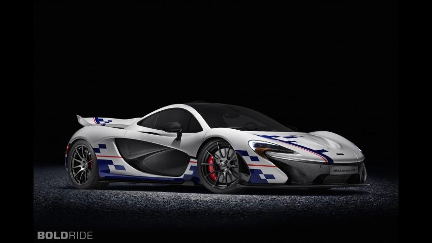 McLaren P1 MSO Inspired by Alain Prost