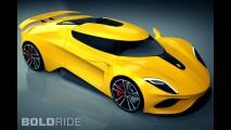Koenigsegg Legera Concept by Jennarong M
