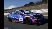Subaru WRX STI Race Car