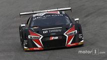 #33 Belgian Audi Club Team WRT Audi R8 LMS: Enzo Ide, Robin Frijns