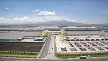 Audi Mexico factory