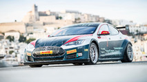 Tesla Model S Electric GT Racing