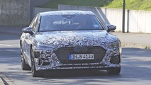 2019 Audi S7 Sportback spy photos