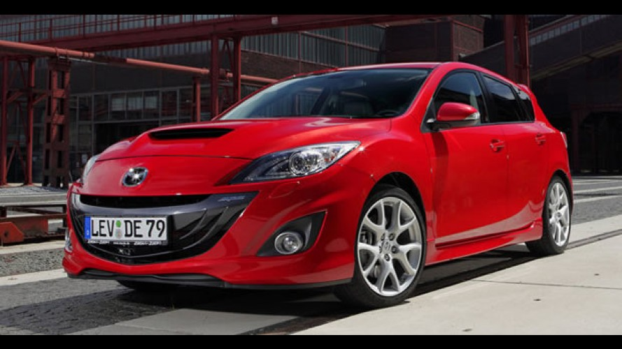 Mazda 3 MPS 2010 - Veja galeria de fotos em alta resolução do esportivo