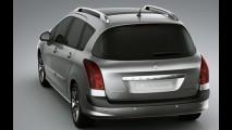 Novo Peugeot 308 SW? Conceito do novo modelo da Peugeot será mostrado em Frankfurt